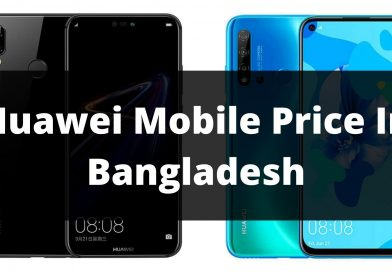 Huawei Mobile Price In Bangladesh